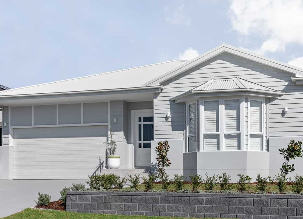 Oak Orange Australian home renovation