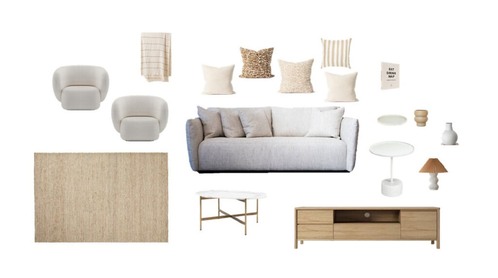how to choose furniture for your living room